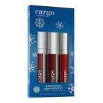 Фото Cargo Cosmetics Limited Edition Liquid Lipstick Kit - Набор жидких губных помад, 3*4,8 г