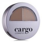 Cargo Cosmetics Brow How Defining Kit Light - Набор для бровей светло-коричневый, 1,3 г