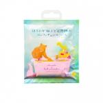 Фото Charley Sommelier - Соль для ванн расслабляющая с экстрактом персика, 40 г