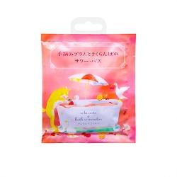 Фото Charley Sommelier - Соль для ванн расслабляющая с экстрактом сливы и маточным молочком, 40 г
