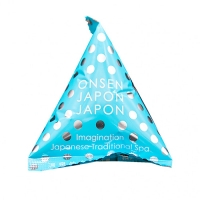 Charley Onsen - Соль для ванн расслабляющая Источник Манза с ароматом горного луга, 20 г