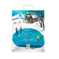 Charley Bathroom - Соль-саше для ванн Выходные в хижине с ароматом имбиря и клена, 30 г