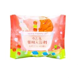Фото Charley Sommelier - Соль-таблетка для ванн расслабляющая с ароматом свежих яблок, 40 г