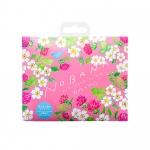 Фото Charley Nobana - Соль-саше для ванн увлажняющая Дикая роза и чертополох с ароматом свежих цветов, 30 г