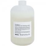 Фото Davines Love Curl Cleansing Cream - Пенка очищающая для усиления завитка, 500 мл