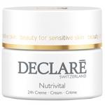 Declare Nutrivital 24 h Cream - Питательный крем 24-часового действия для нормальной кожи, 50 мл