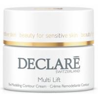 Declare Multi Lift Re-Modeling Contour Cream - Крем ремоделирующий с лифтинговым действием, 50 мл