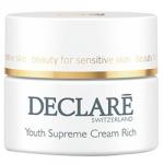 Фото Declare Youth Supreme Cream Rich - Питательный крем-Совершенство молодости, 50 мл