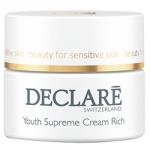 Declare Youth Supreme Cream Rich - Питательный крем-Совершенство молодости, 50 мл