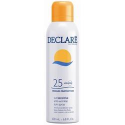Фото Declare Anti-Wrinkle Sun Spray SPF 25 - Спрей Солнцезащитный с омолаживающим действием, 200 мл