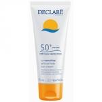 Фото Declare Anti-Wrinkle Sun Cream SPF 50+ - Крем солнцезащитный с омолаживающим действием, 75 мл