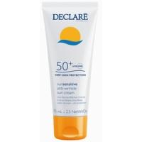 Declare Anti-Wrinkle Sun Cream SPF 50+ - Крем солнцезащитный с омолаживающим действием, 75 мл