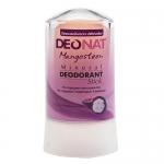Фото DeoNat - Дезодорант кристалл с соком мангостина, 60 г