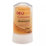 Фото DeoNat - Дезодорант кристалл с куркумой, 60 г