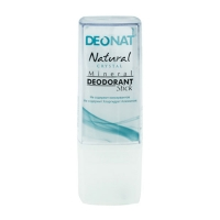 DeoNat Travel Stick - Дезодорант кристалл, 40 г