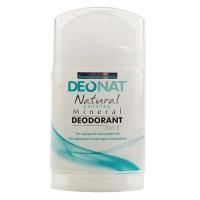 DeoNat - Дезодорант кристалл плоский цельный, 100 г