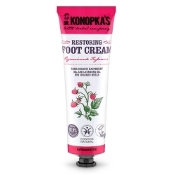 Фото Dr. Konopkas Foot Cream Restoring - Крем для ног восстанавливающий, 75 мл