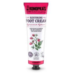 Фото Dr. Konopkas Foot Cream Restoring - Крем для ног восстанавливающий, 75 мл