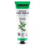 Фото Dr. Konopkas Foot Cream Deodorant - Крем для ног дезодорирующий, 75 мл