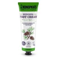 Купить Dr. Konopkas Foot Cream Nourishing - Крем для ног питательный, 75 мл