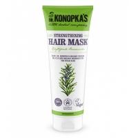 Dr. Konopkas Hair Mask Strengthening - Маска для волос укрепляющая, 200 мл