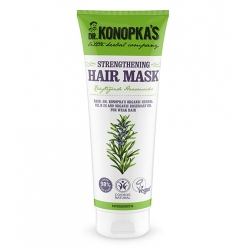 Фото Dr. Konopkas Hair Mask Strengthening - Маска для волос укрепляющая, 200 мл