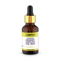 Dr. Konopkas Herbal Hair Oil - Масло для волос №28 на основе лечебных трав, 30 мл