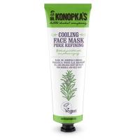Купить Dr. Konopkas Cooling Face Mask Pore Refining - Маска для лица охлаждающая, для сужения пор, 75 мл