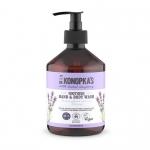 Фото Dr. Konopkas Soothing Hand&Body Wash - Мыло для рук и тела успокаивающее, 500 мл