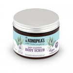 Фото Dr. Konopkas Body Scrub Deep Cleansing - Скраб для тела глубоко очищающий, 500 мл