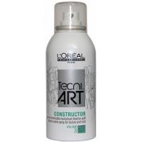 L'Oreal Professionnel Tecni. art Volume - Хот Стайл Конструктор-Моделирующий спрей для фена (фикс.3) 150 мл