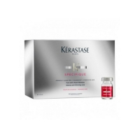 Kerastase Specifique Cure Intensive Anti-Chute a Aminexil Glm - Массаж-уход от выпадения с Аминексилом, 42 ампулы*6 мл
