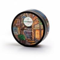 EcoCraft - Скраб для тела, Бельгийский шоколад, 150мл