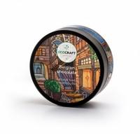 EcoCraft - Крем-масло для тела, Бельгийский шоколад, 150мл