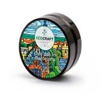 EcoCraft - Скраб для лица, Один день в Барселоне, 60мл