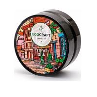 EcoCraft - Маска гидрогелевая для лица, Французский шелк, 60мл