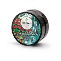 EcoCraft - Маска для увлажнения кожи лица, Франжипани и марианская слива, 60мл