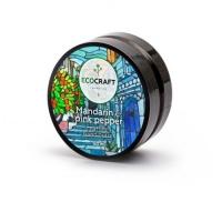 EcoCraft - Крем-масло для рук, Мандарин и розовый перец, 60мл