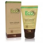 Фото Eco Suncare Natural Sun Protection Lotion SPF 15 - Натуральное солнцезащитное молочко, 125 мл