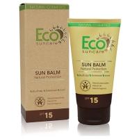 Купить Eco Suncare Natural Sun Protection Balm SPF 15 - Натуральный солнцезащитный бальзам, 125 мл