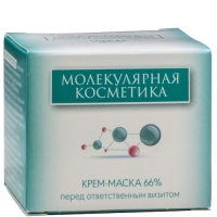 Ольга Ромашко - Крем-маска 66%, 25 мл