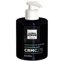 Купить Estel Alpha Homme After Shave Cold Cream - Крем после бритья охлаждающий, 275 мл, Estel Professional