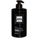 Фото Estel Alpha Homme Shave Gel - Гель для бритья, 435 мл