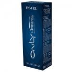 Фото Estel Only Looks - Краска для бровей и ресниц, тон 603 иссеня-черная