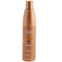 Купить Estel Curex Color Intense - Бальзам обновление цвета для волос медных оттенков, 250 мл, Estel Professional