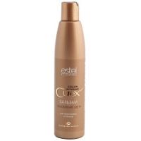 Купить Estel Curex Color Intense - Бальзам обновление цвета для волос коричневых оттенков, 250 мл, Estel Professional