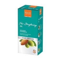 Фото VLCC - Масло с маслом оливы и миндаля для укрепления волос, 100 мл