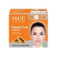 VLCC - Фруктовый набор для лица из папайи, 110 г
