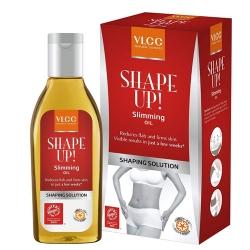 Фото VLCC Shape Up - Моделирующее масло с эффектом похудения, 100 мл