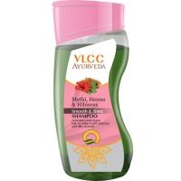 Купить VLCC - Шампунь для придания волосам гладкости и блеска, Пажитник Хна Гибискус, 100 мл